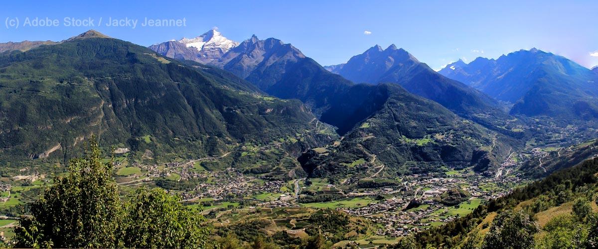 Aostatal-von-oben