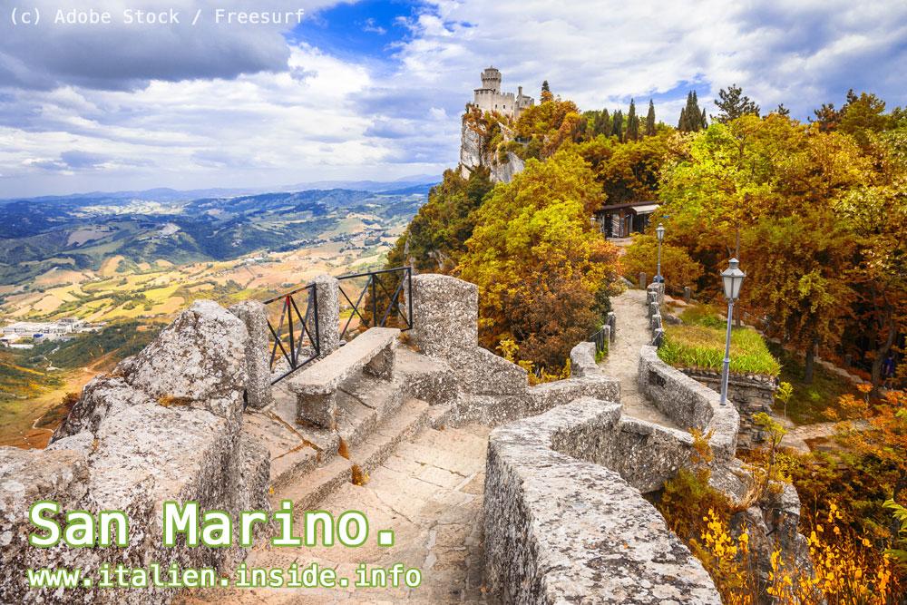 San-Marino-Ausblick