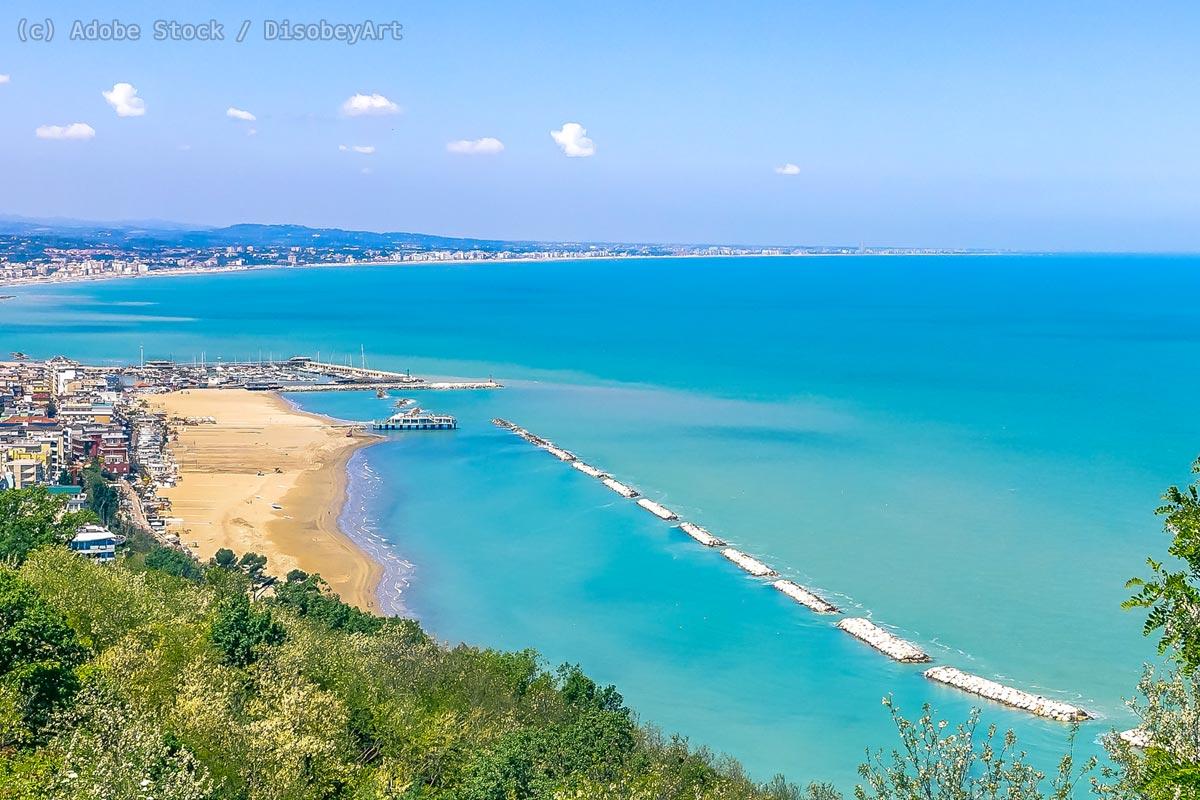 Emilia-Romagna-Strand