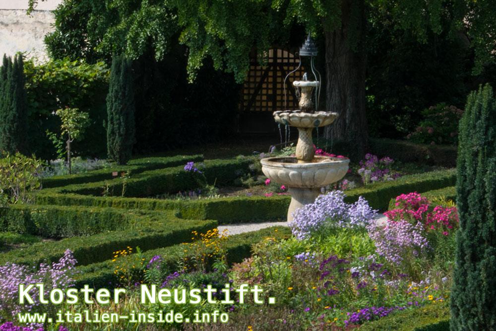 Italien-Garten-Kloster-Neustift