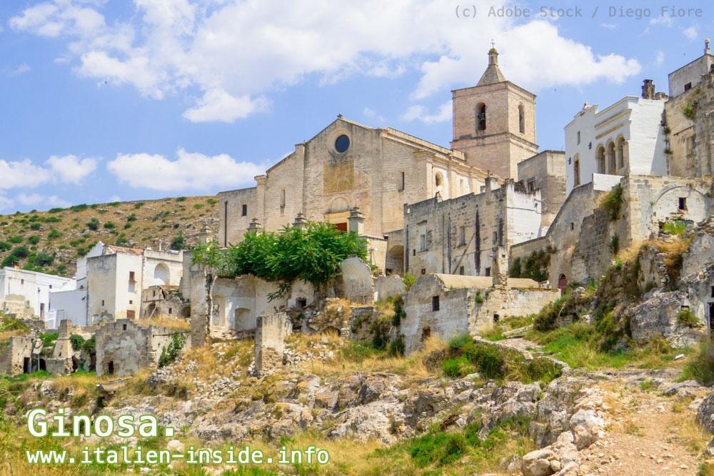 Italien-Verlassene-Stadt-Ginosa