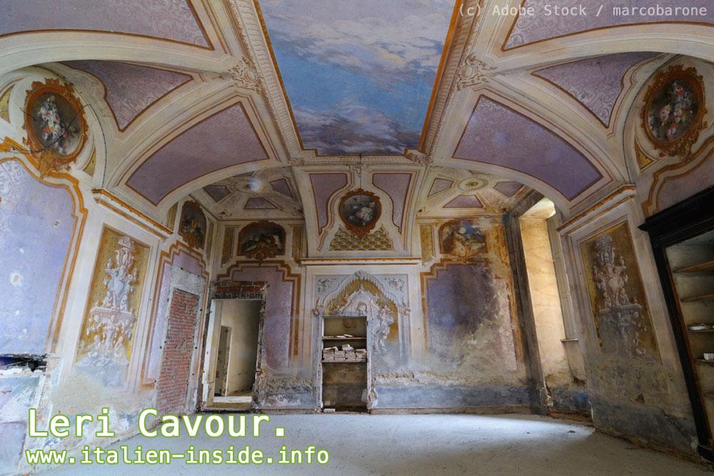 Italien-Geisterstadt-Leri-Cavour-Lost-Place