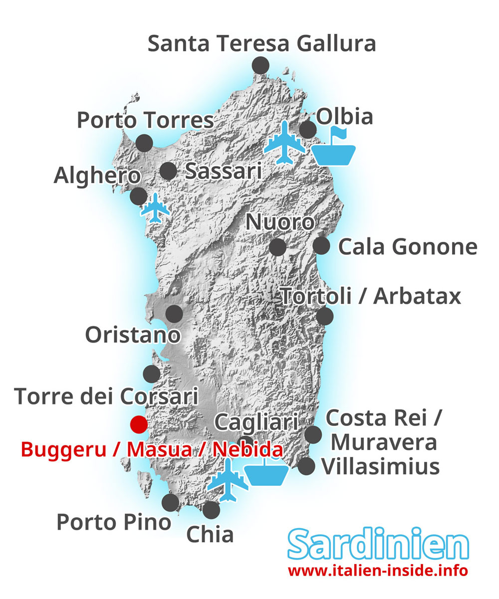 Karte-Buggerru-Masua-Nebida