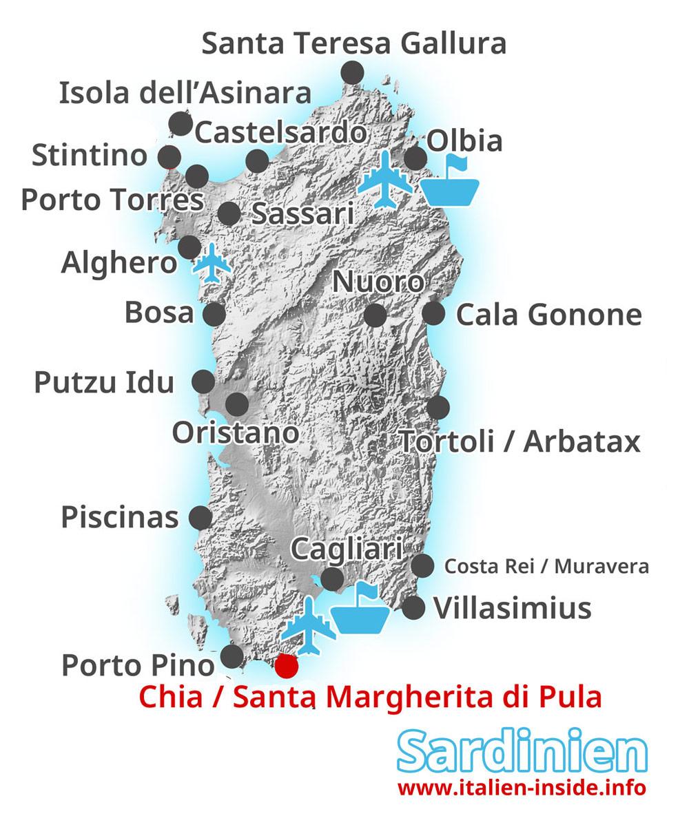 Karte-Chia-Santa-Margherita-di-Pula