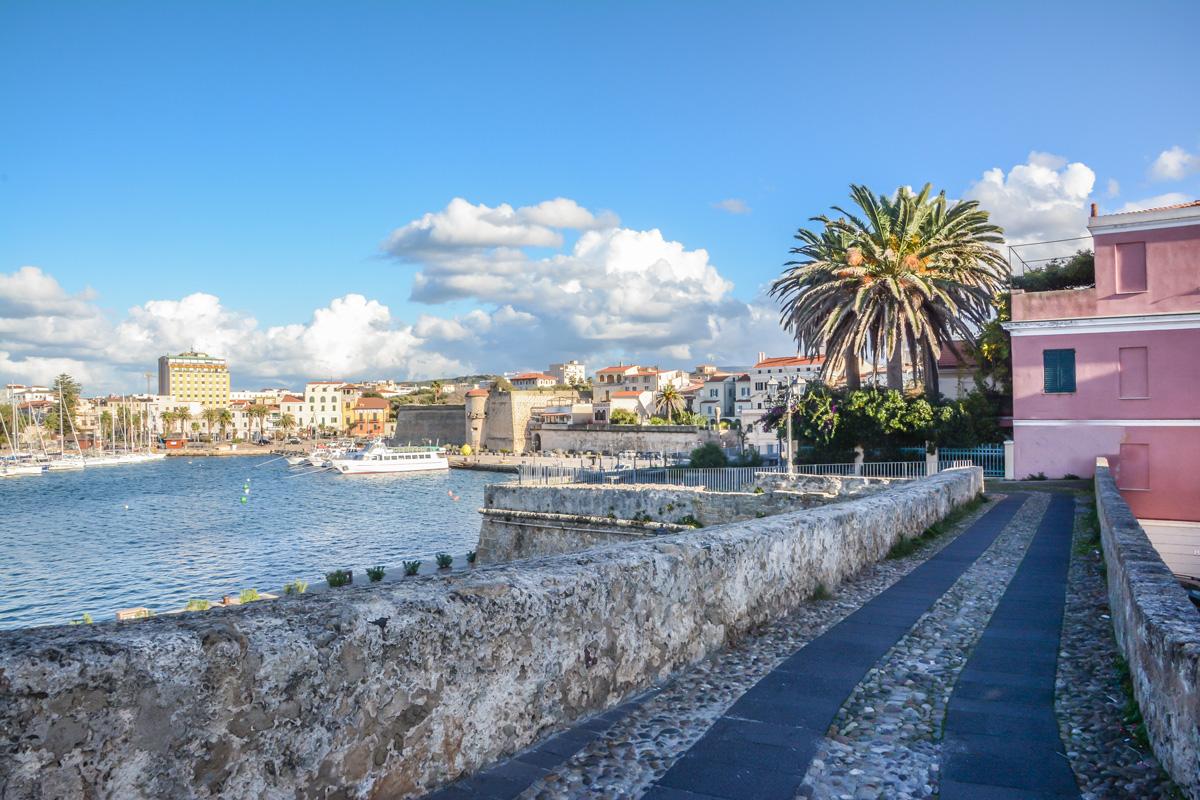 Alghero-Hafen