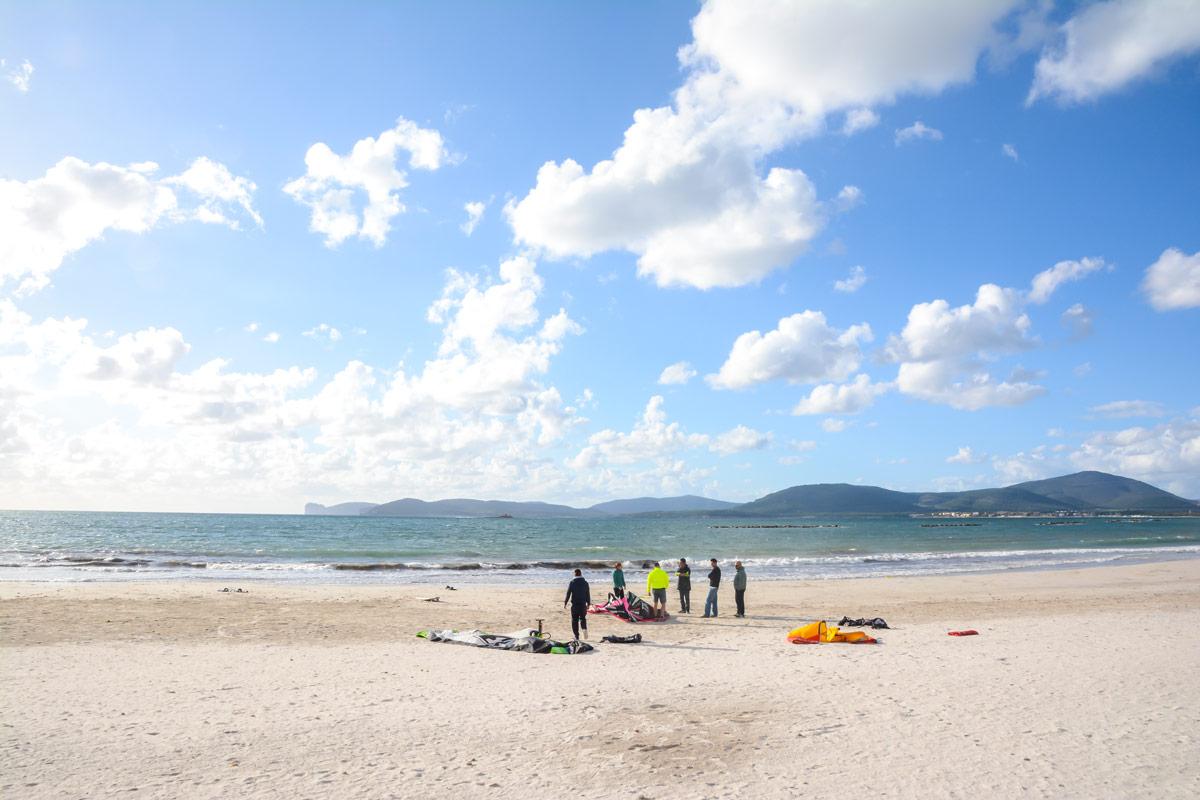 Alghero-Strand