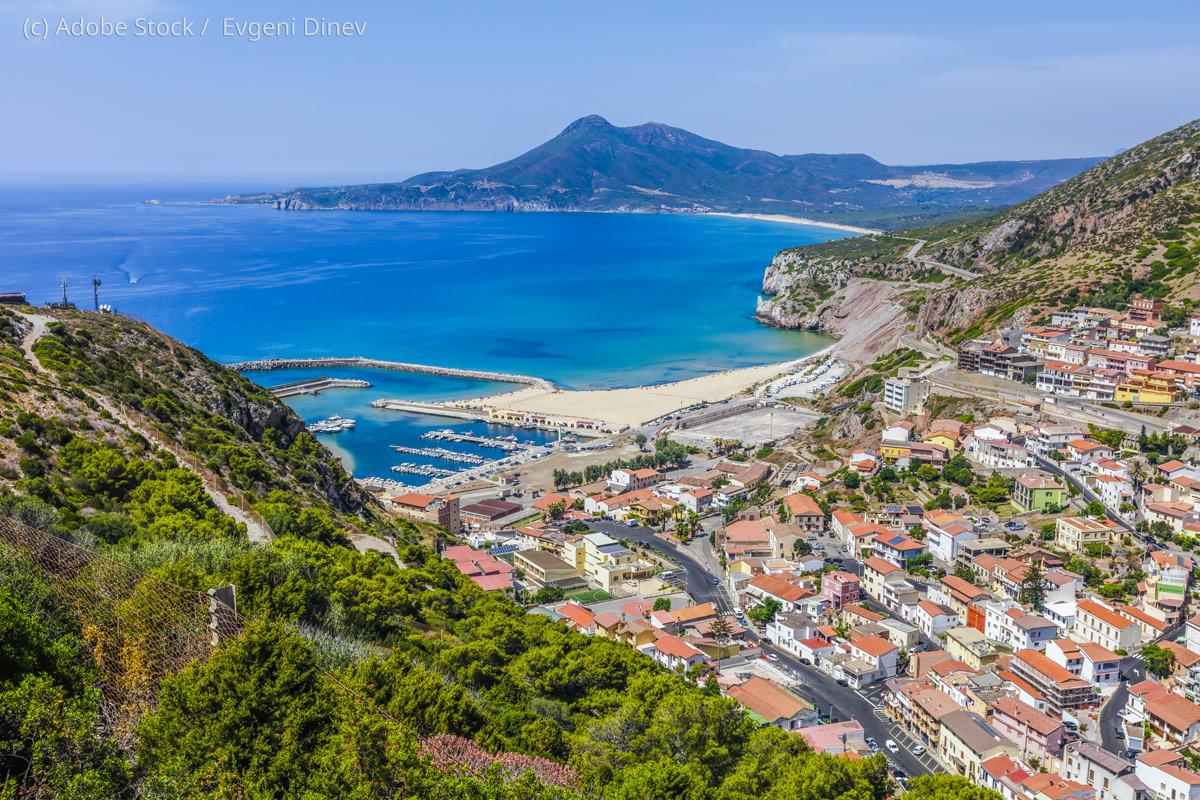 Buggerru-Sardinien