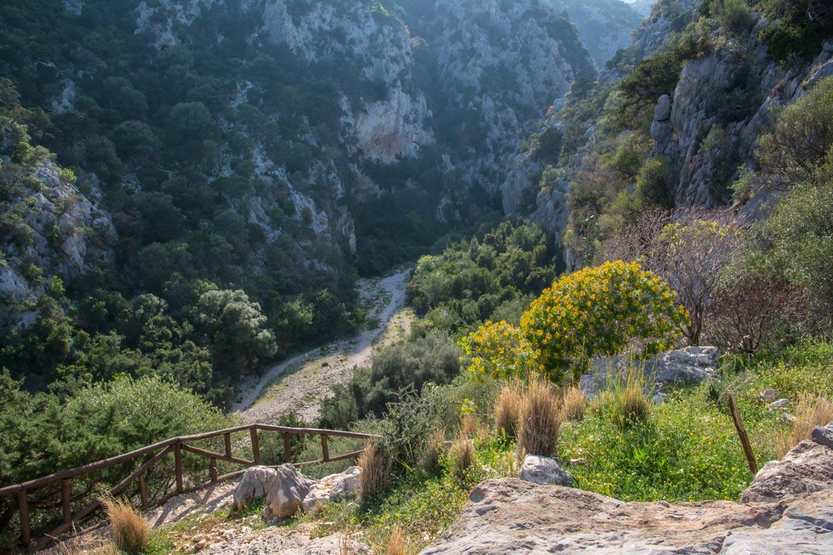 Küstenwanderweg-Cala-Gonone