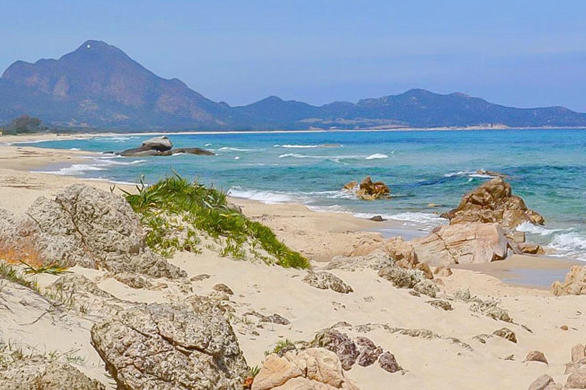 Costa-Rei-Strand
