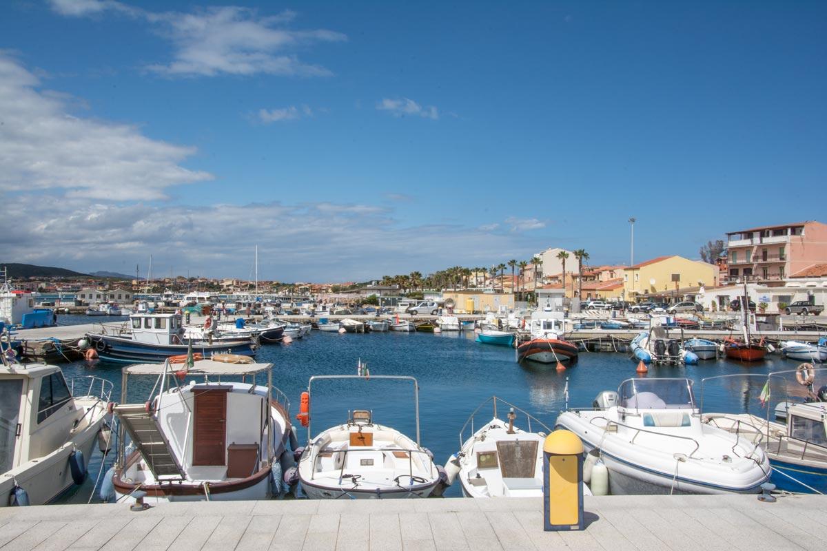 Golfo-Aranci-Hafen