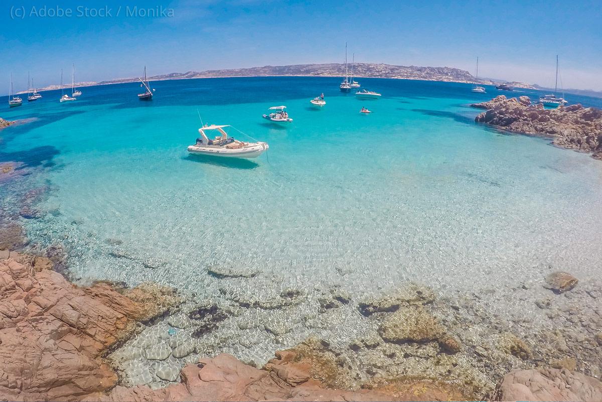 La-Maddalena-Boote
