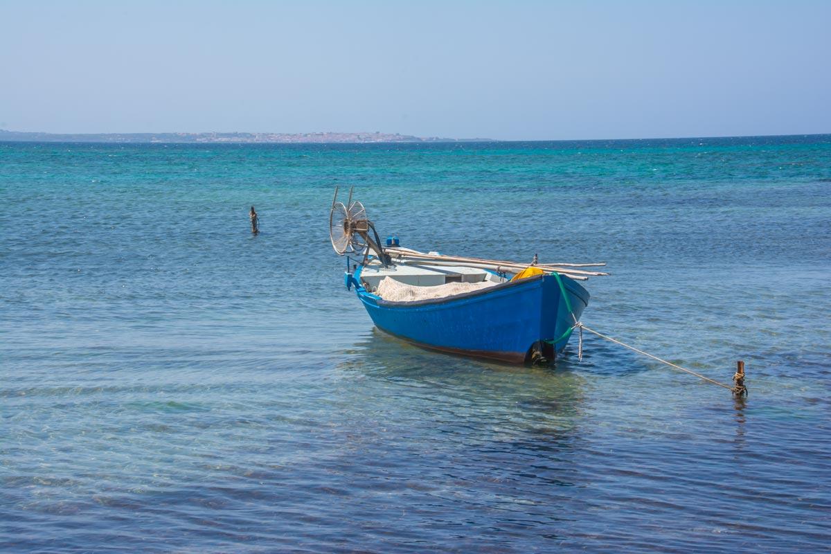 Oristano-Strand