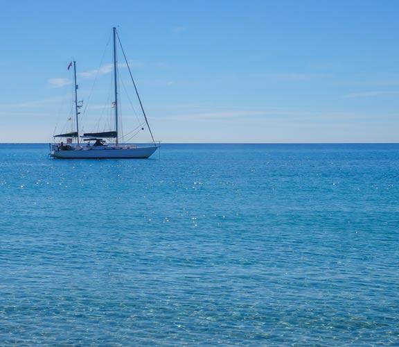 Sardinien-Meer
