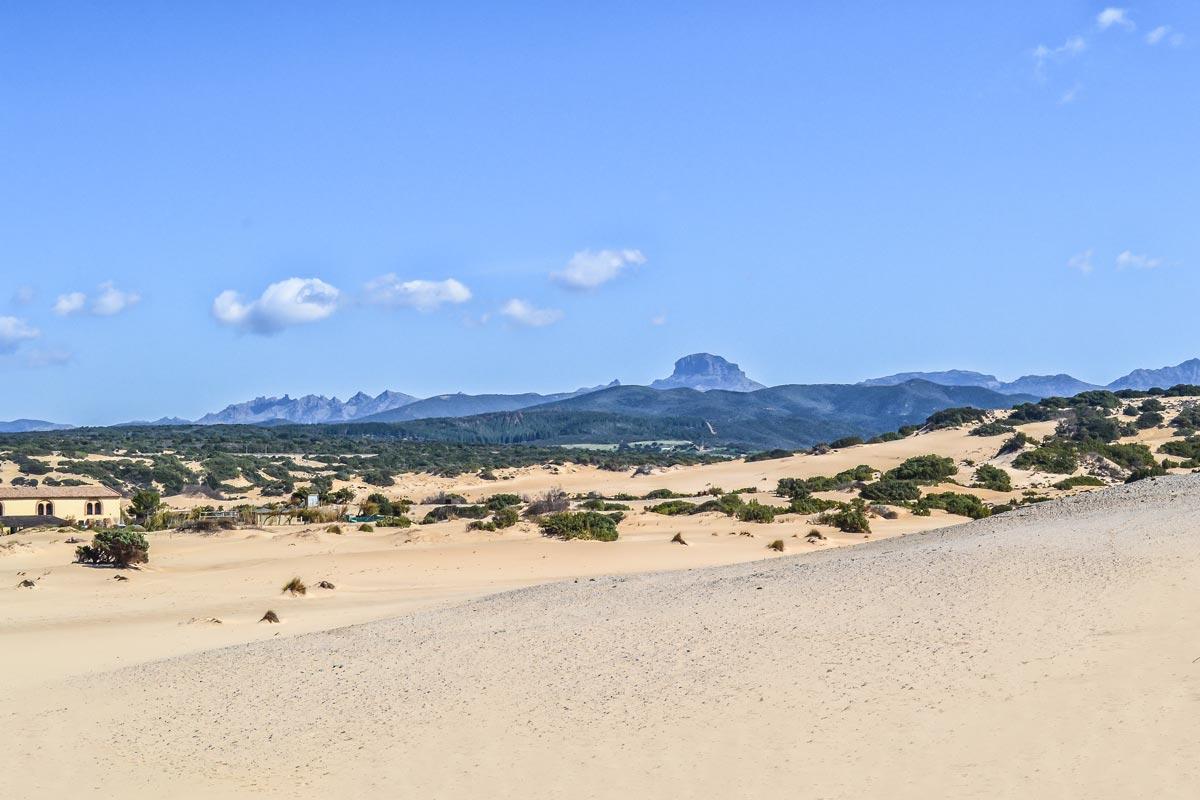Piscinas-Dünenlandschaft
