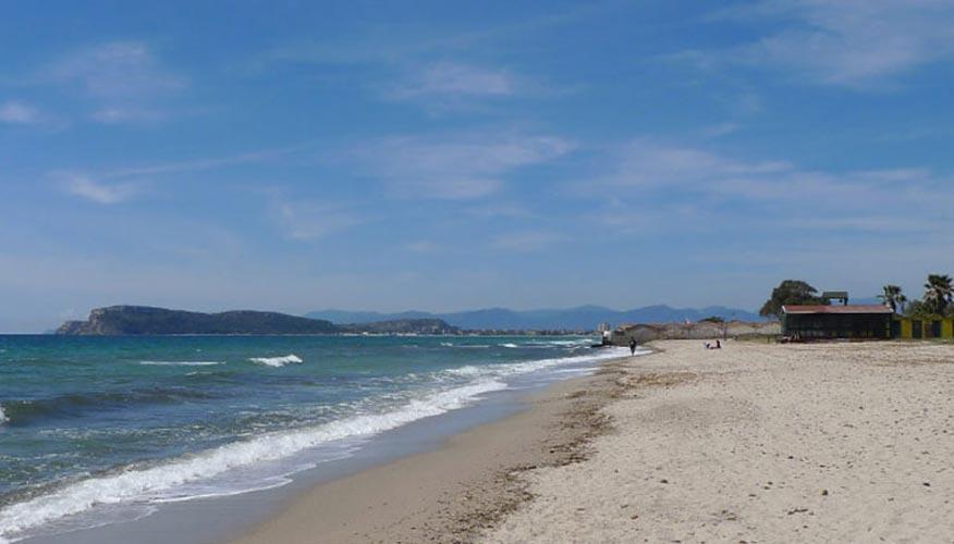 Strand-Cagliari-Poetto