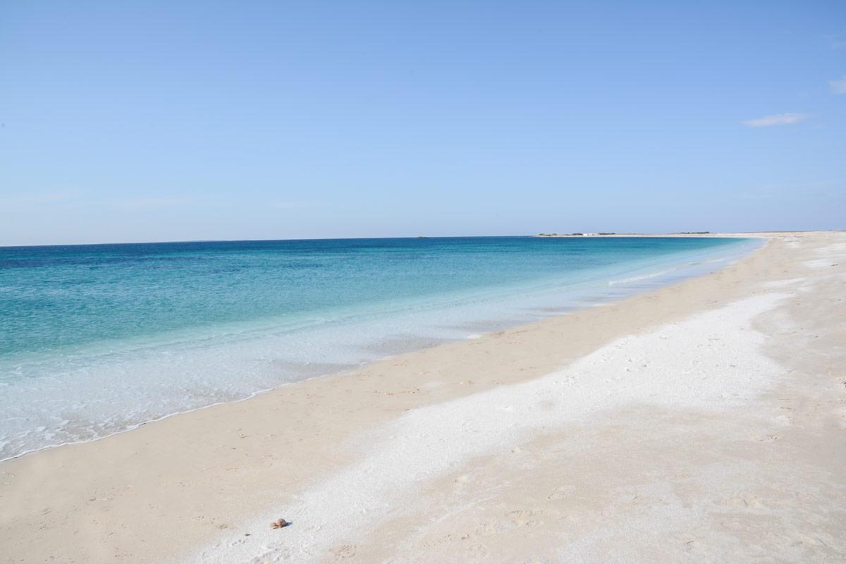 Strand-Sinis-Halbinsel
