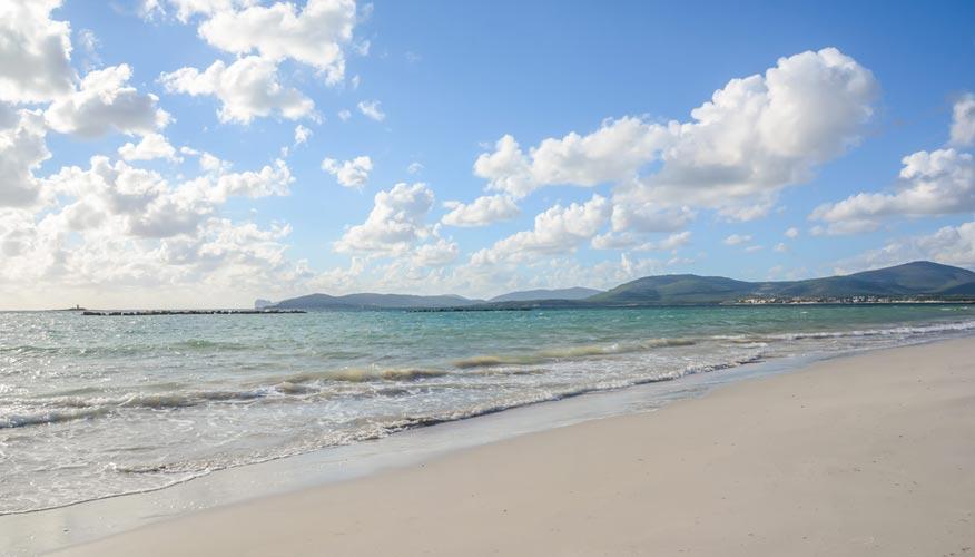 Strand-Alghero