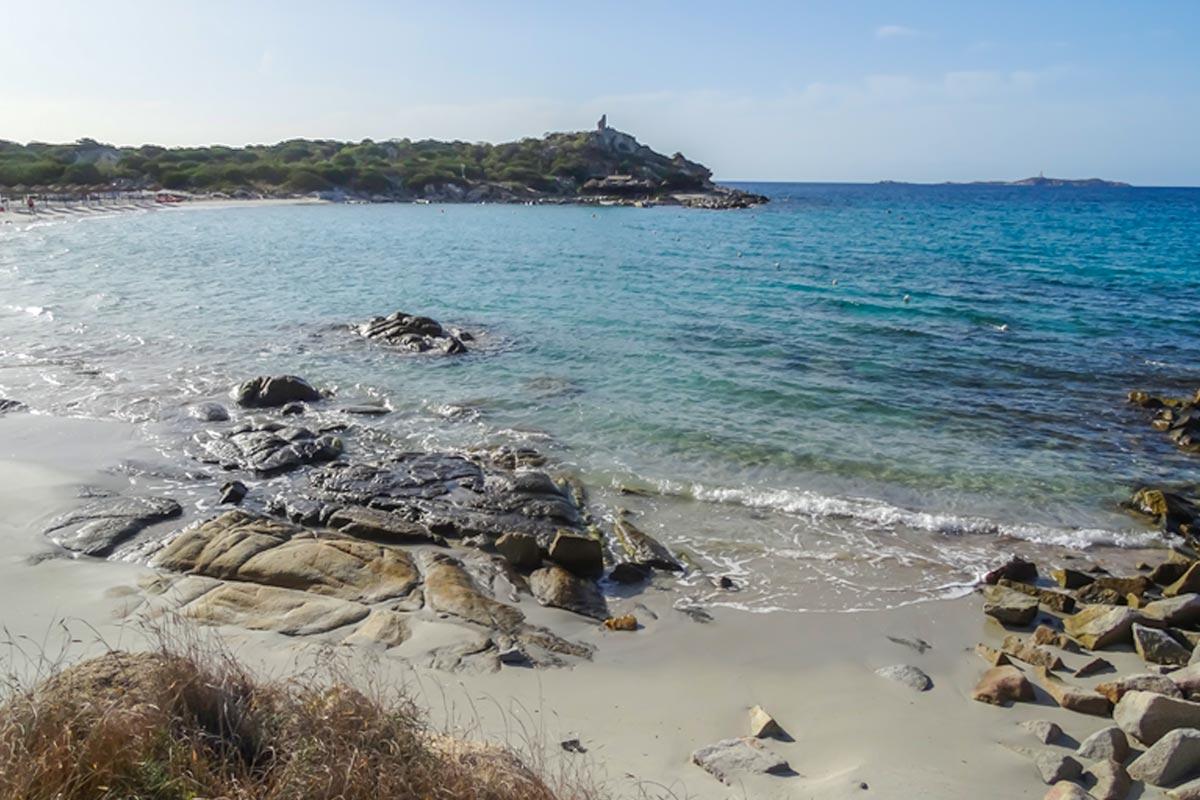 Punta-Molentis-Strand