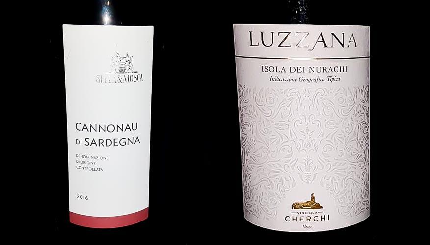 Wein-Sardinien-Cannonau