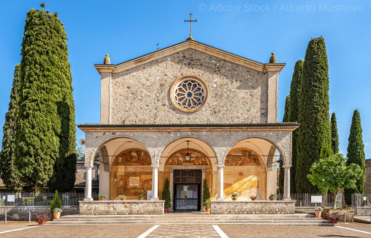 Peschiera-del-Garda-Kirche