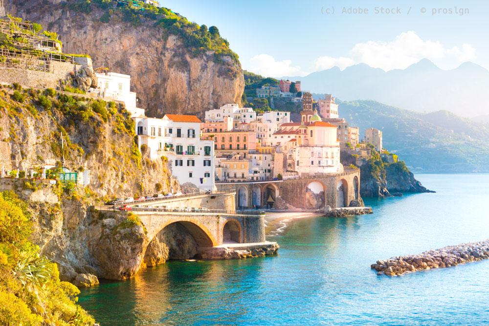 Kampanien-Amalfiküste