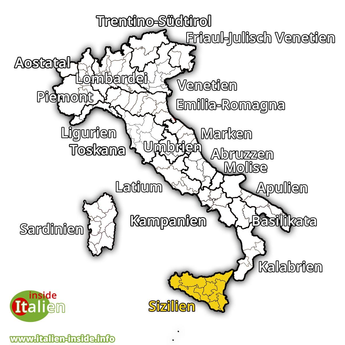 Risikogebiete-Sperrzonen-Italien
