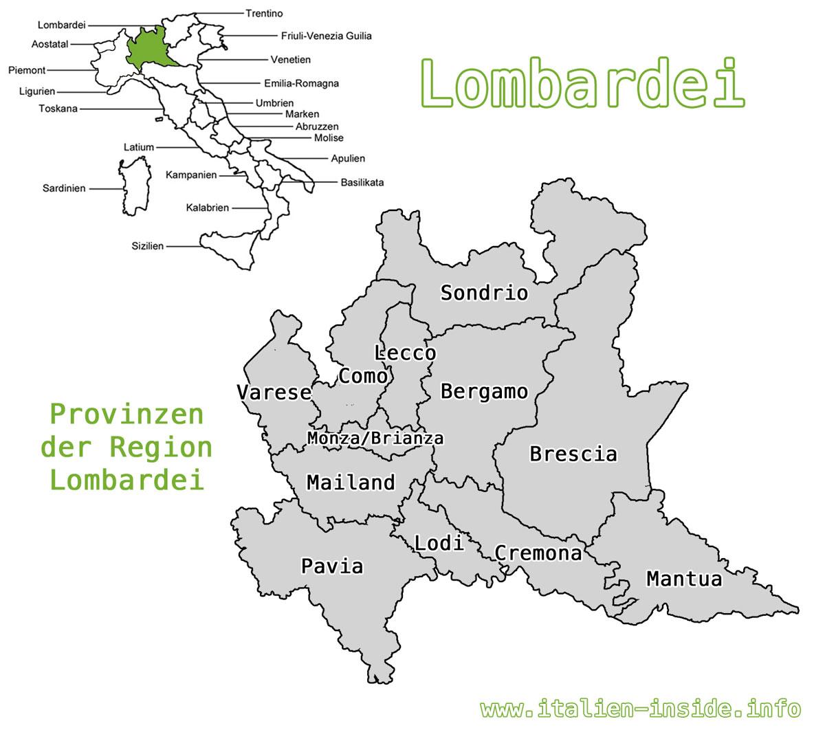 Karte-Lombardei-Lage-Provinzen