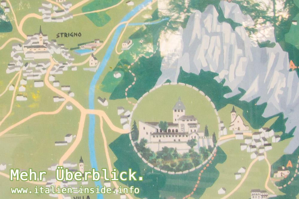 Karte-Lagorai