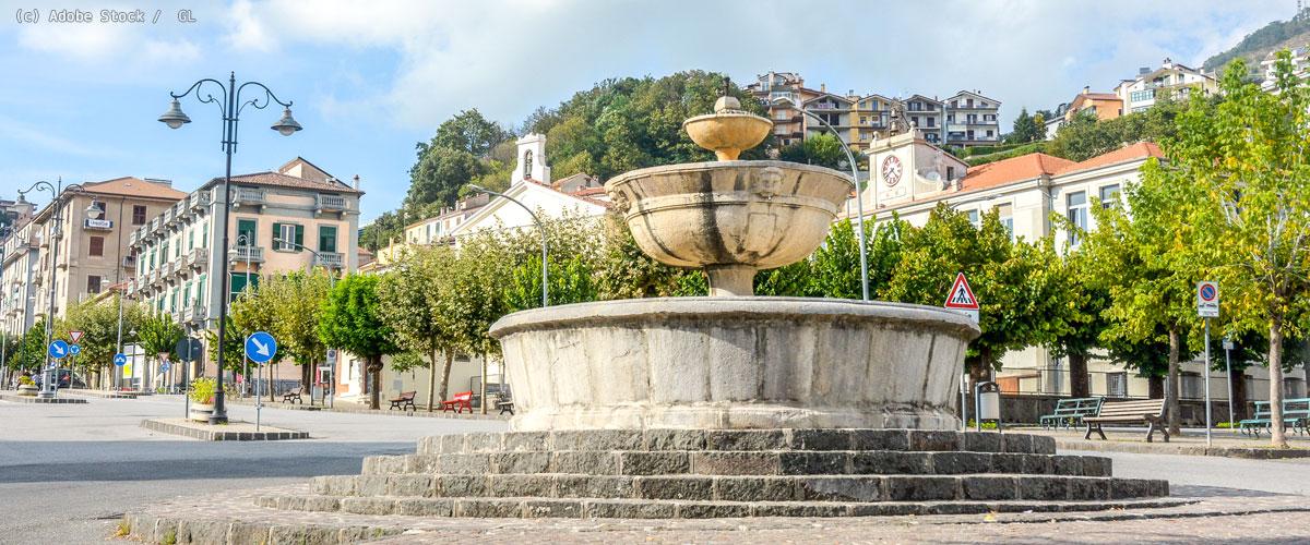 Lagonegro-Brunnen