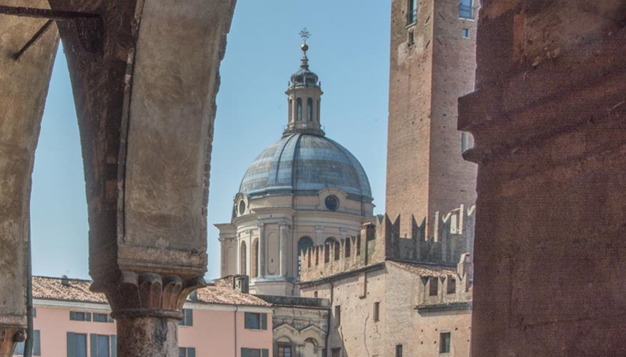 Mantua-Domkuppel