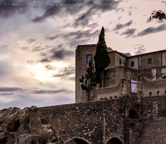 Melfi-Castello