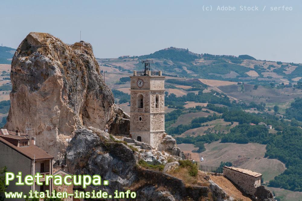 Turm-Pietracupa-bei-Campobasso