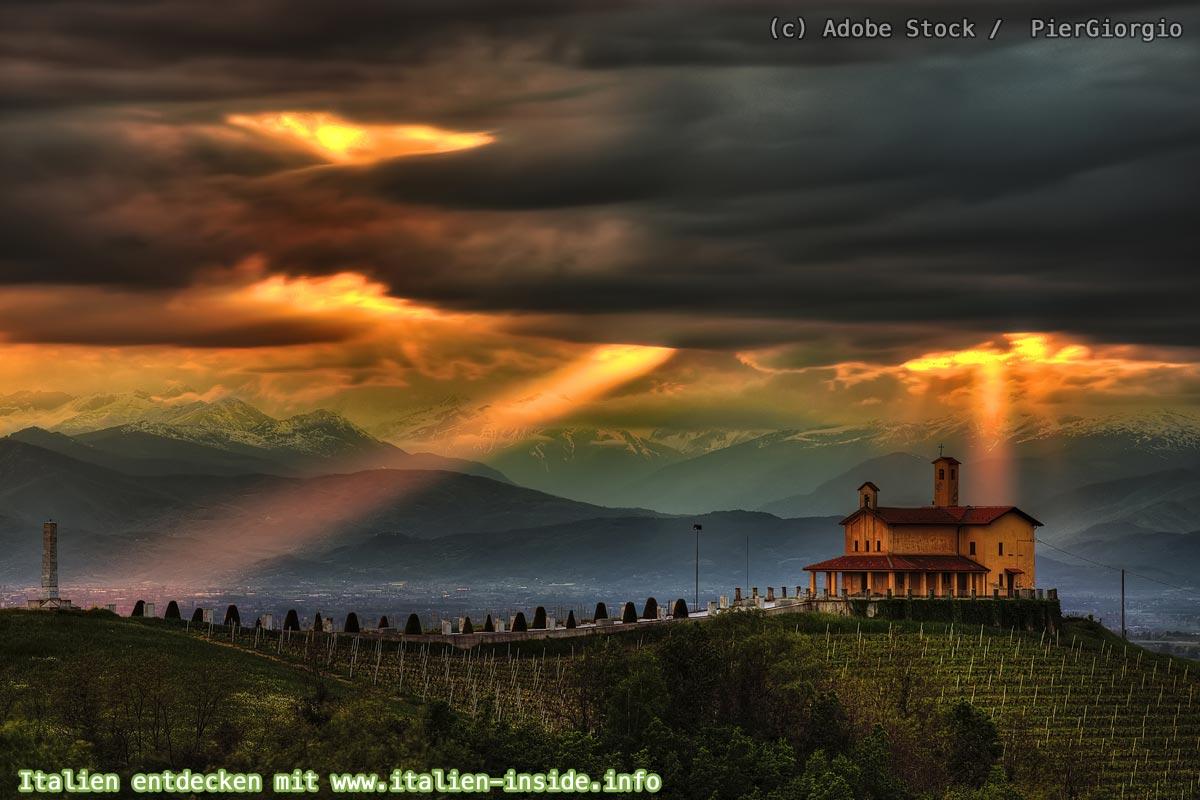 Piemont-Berge
