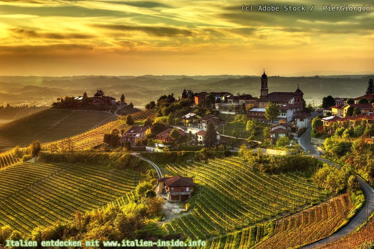 Piemont-Huegelland