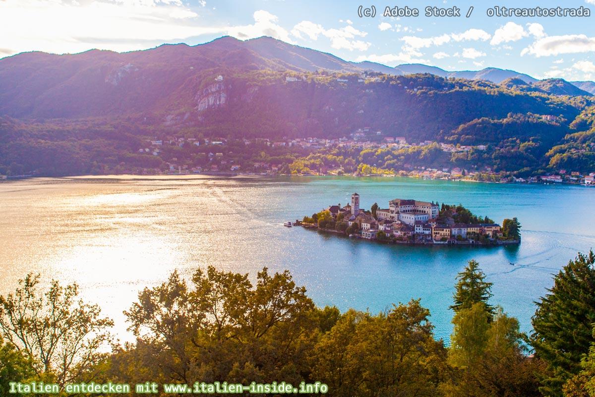 Piemont-Ortasee