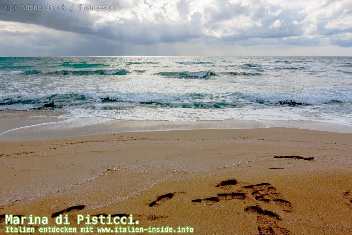 Pisticci-Strand
