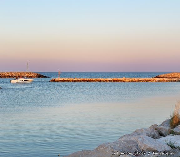 Policoro-Hafen