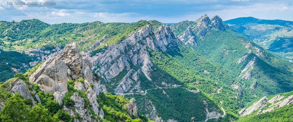 Lukanische-Dolomiten-Provinz-Potenza