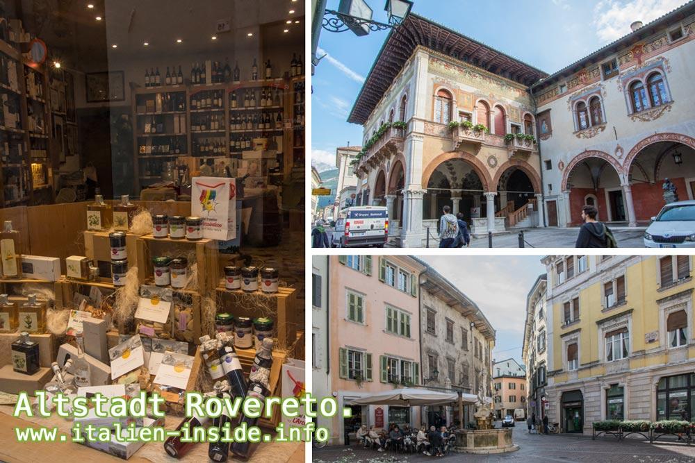 Rovereto-Altstadt