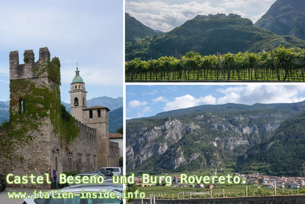 Rovereto-Burgen