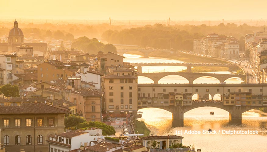 Florenz-am-Abend