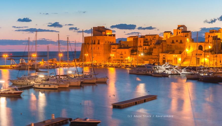Sizilien-Castellamare