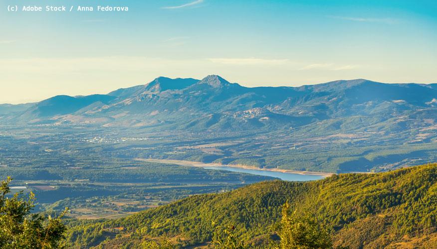 Spinoso-Berge
