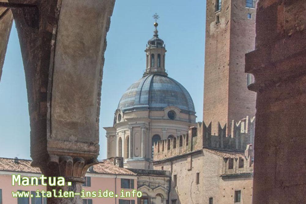 Italien-Stadt-Mantua