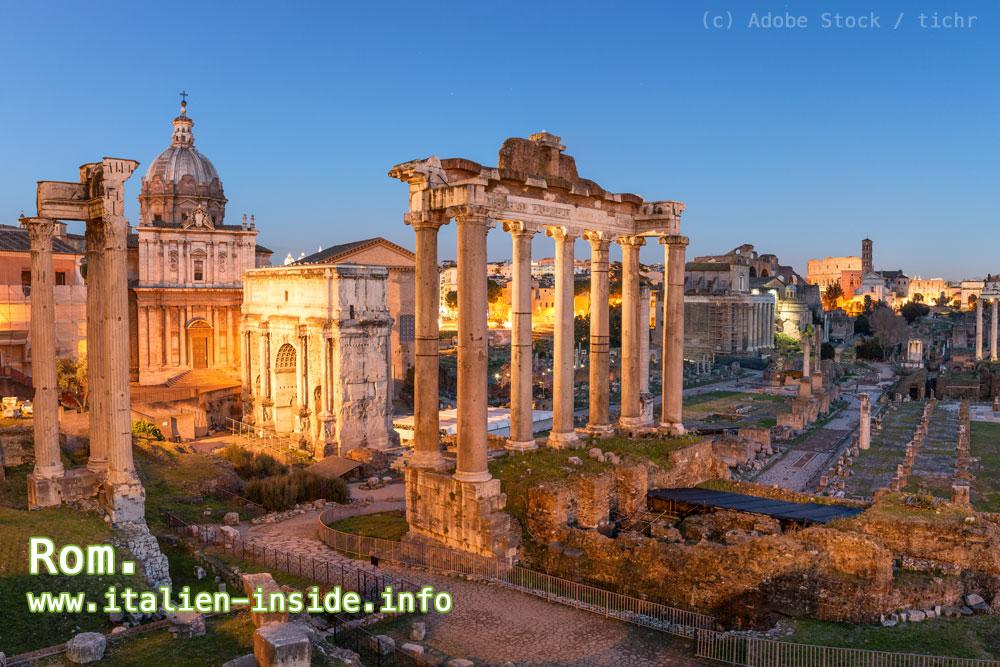 Italien-Stadt-Rom