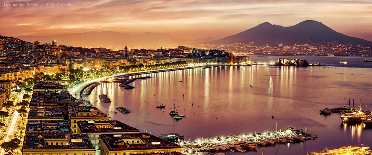 Italien-Städte