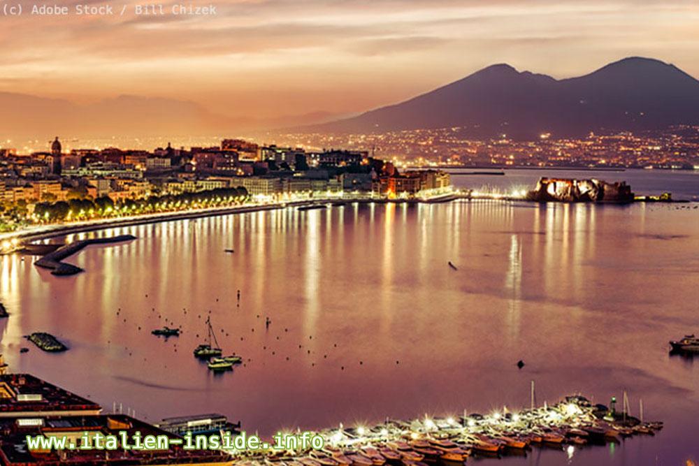 Städte-Italien-Neapel