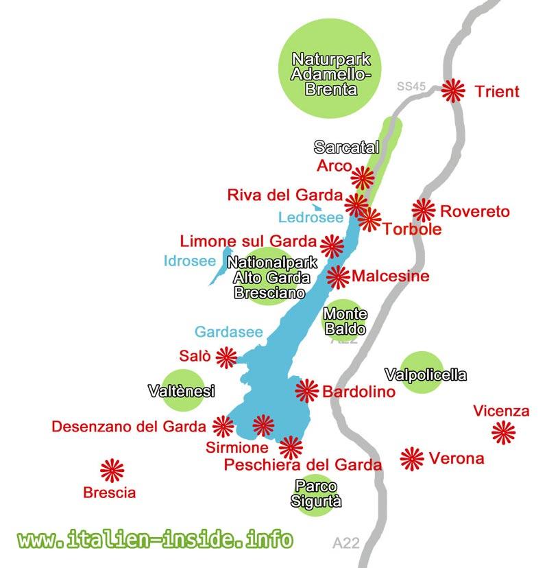 Torbole Www Italien Inside Info