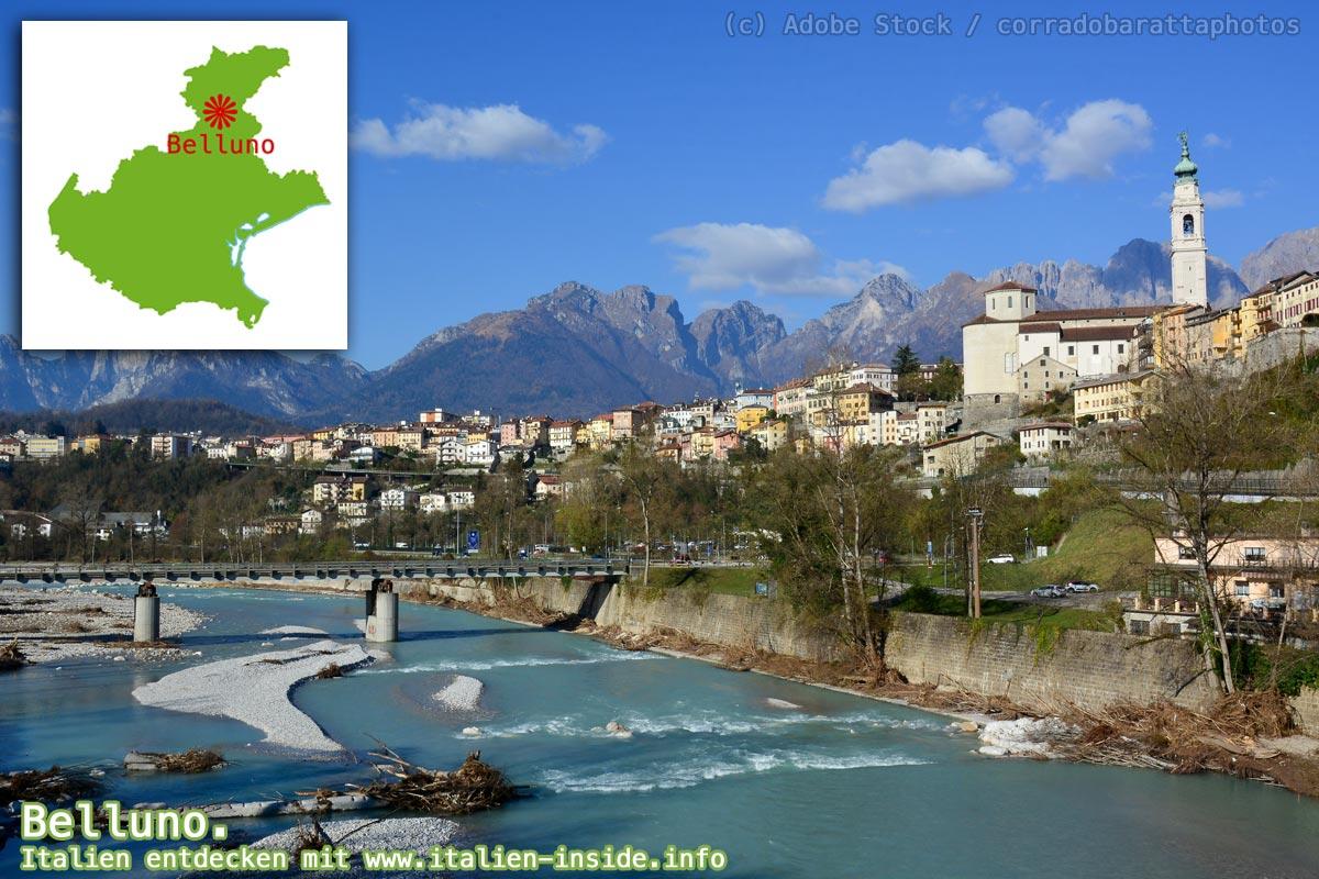 Belluno-am-Fluss-Brenta