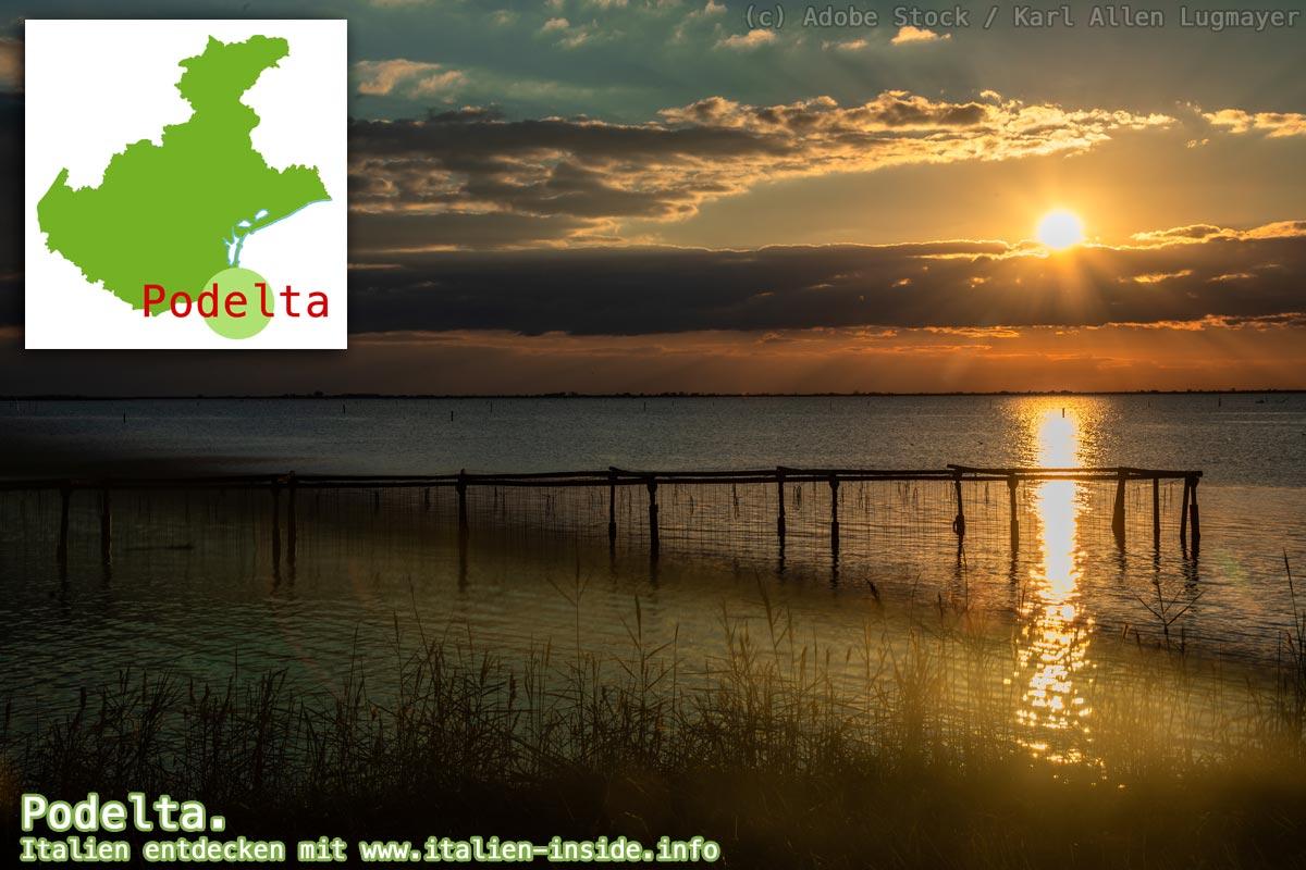 Venetien-Podelta